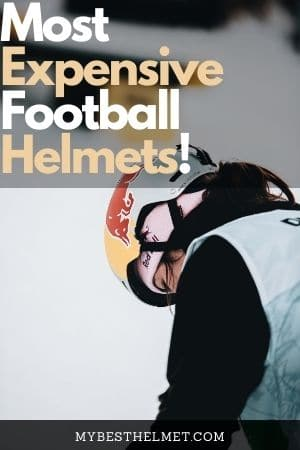 most expensive football helmet ever