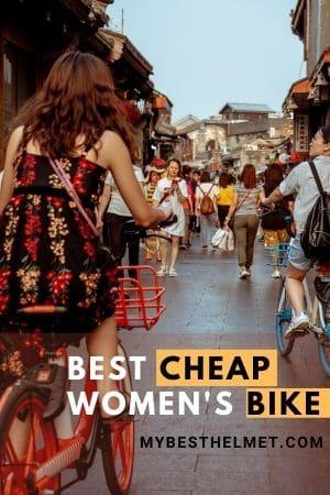 best cheap women's bike
