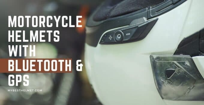 Best Full Face Motorcycle Helmet with Bluetooth and GPS