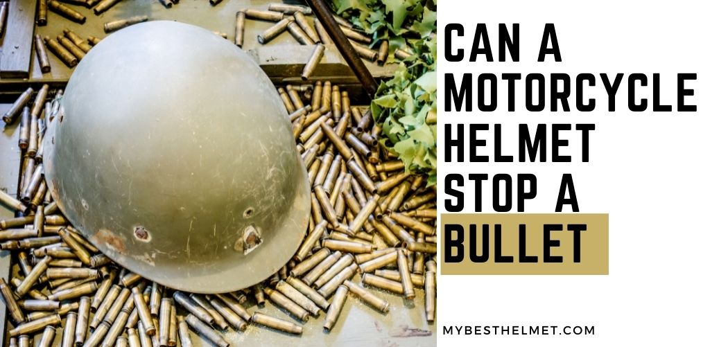Can A Motorcycle Helmet Stop A Bullet?