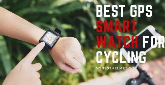 Best GPS smartwatch for cycling