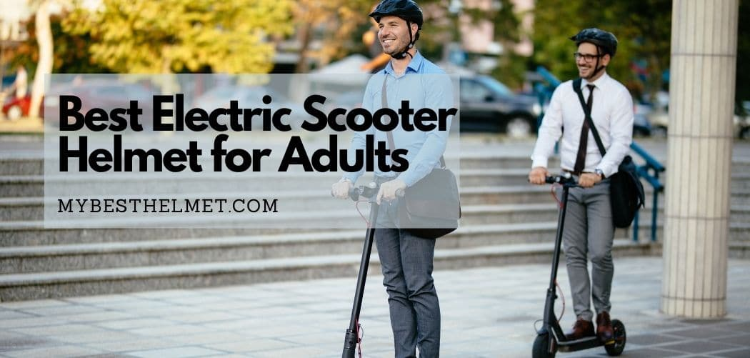 Best electric scooter helmet for adults