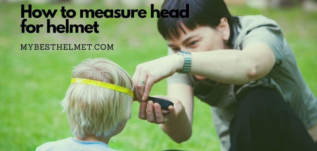 How to Measure Your Head for a Motorcycle Helmet