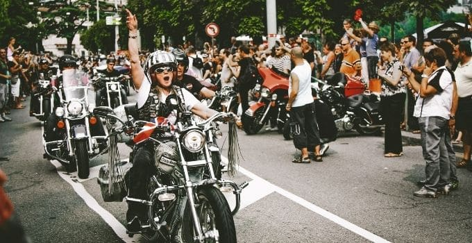 motorcycle riders group
